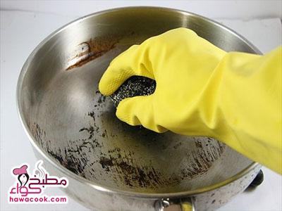 حلول لبعض المشكلات في المطبخ