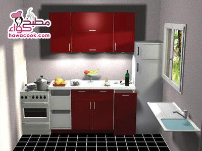 خطوات بسيطة لمطبخ صحي ونظيف