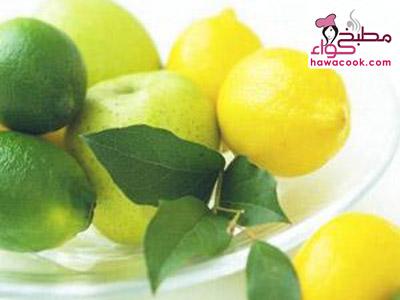 طرق لحفظ الليمون