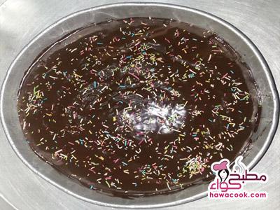 الكيكة السوداء