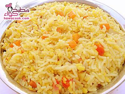نصائح لعمل أرز مثالي