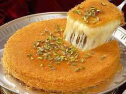 طريقة عمل الكنافة بالجبنة الريكوتا
