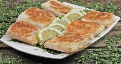 مطبق سعودي بالبيض والكراث 0