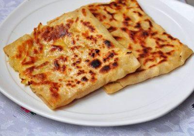 طريقة عمل فطائر الصاج المحشية مجلة الطبخ العربي